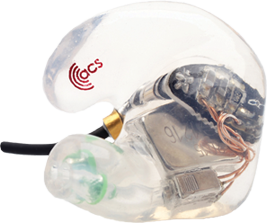 ACS In-Ear Monitors for musicians